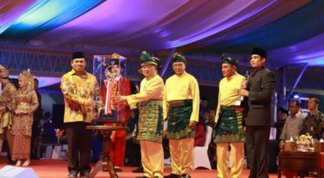 DKI Jakarta Juara Umum MTQN XXVII