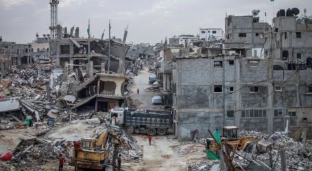 Kuwait Setujui Kontribusi $ 2,5 juta untuk Rekonstruksi Gaza