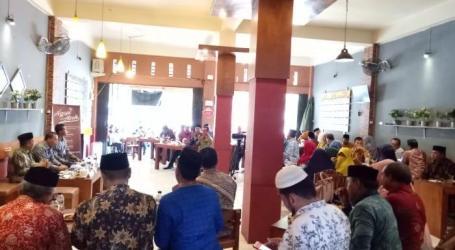Ngopi, Bahas Kemajuan Pendidikan di Aceh