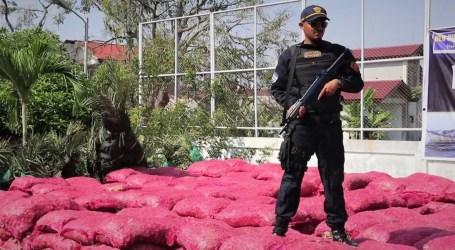Bea Cukai Amankan 13 Ton Bawang Merah Ilegal