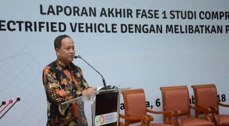Riset Pengembangan Mobil Listrik Libatkan PT dan Industri Otomotif