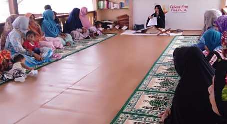 Cahaya Aceh Gelar Pengajian Untuk Para Ibu