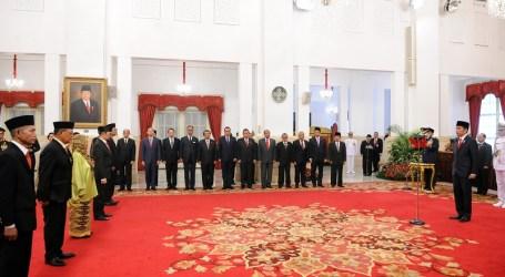 Presiden Jokowi Anugerahkan Gelar Pahlawan Nasional Kepada 6 Tokoh Bangsa