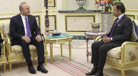 Menlu Turki Bahas Hubungan Ekonomi di Brunei