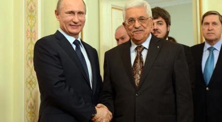 Putin Kunjungi Palestina