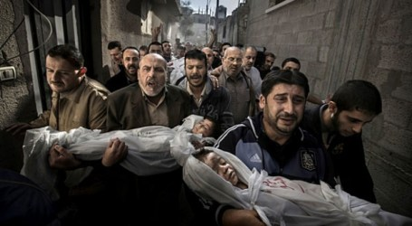 Israel Bunuh 295 Warga Palestina Selama 2018