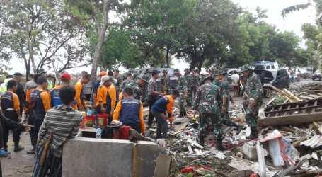 Update Tsunami Banten: 373 Meninggal Dunia, 1.459 Luka dan 128 Hilang