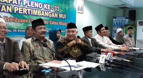 Wantim MUI Prihatin Indonesia Dirundung Musibah dalam Waktu Singkat