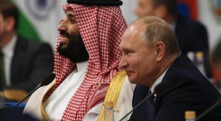 Arab Saudi Akan Tingkatkan Investasi di Rusia