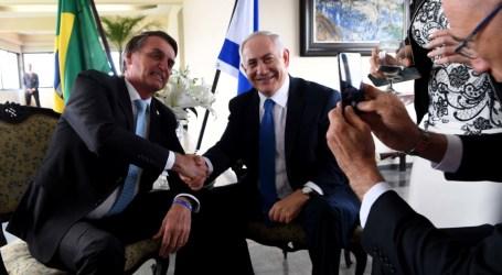 Presiden Brasil Terpilih Janji Pindahkan Kedubes ke Yerusalem