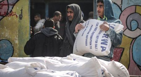 UE akan Sumbang 93 Juta Dolar AS untuk UNRWA