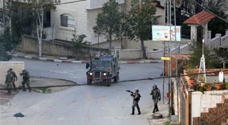Israel Serbu Kantor Berita Wafa