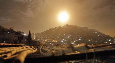 Israel Serang Target Iran di Suriah