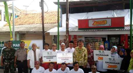 Baznas Kembangkan Warung Z-Mart di Jabodetabek