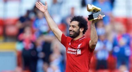 M. Salah Jadi Kandidat Teratas Pemain Terbaik FIFA