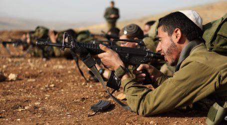 Pukuli Tahanan Palestina, Perwira dan Empat Prajurit Israel Ditahan