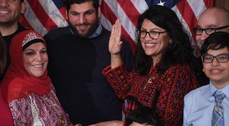 Rashida Tlaib Akhirnya Diizinkan Kunjungi Keuarga di Palestina