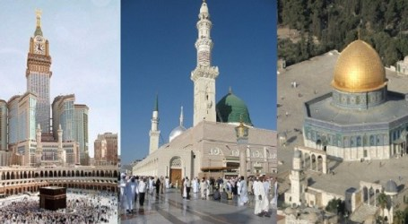 Wisata Religi, Hanya ke Tiga Masjid