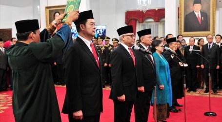 Presiden Lantik Lima Dubes Baru untuk Negara Sahabat