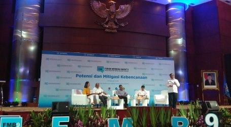 Hendra Gunawan: Mitigasi Bencana Jadi Perhatian Serius Pemerintah