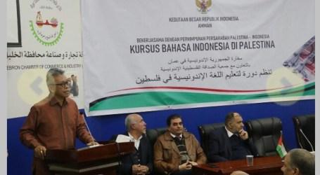 Kelas Bahasa Indonesia Pertama Diadakan di Palestina