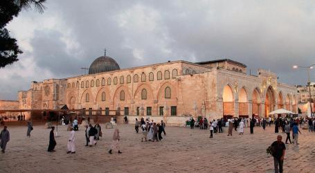 Al-Aqsa Titik Transit Perjalanan Rasulullah dari Bumi ke Langit