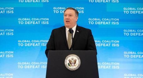 Pompeo: Penarikan Pasukan AS dari Suriah Bukan Akhir Penumpasan ISIS