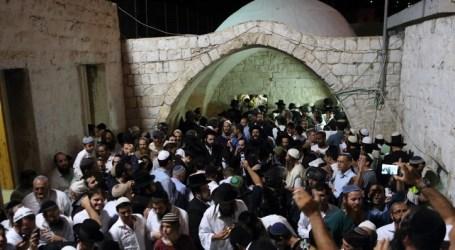 Pasukan Israel Serbu Makam Nabi Yusuf di Nablus