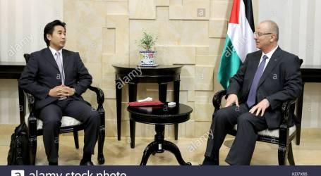 Jepang Bantu Palestina Rp224 M