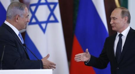 Netanyahu Batal Bertemu Putin
