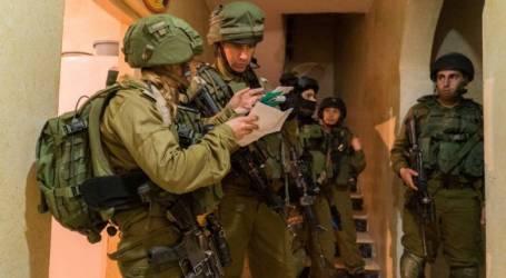 Israel Mobilisasi Besar-besaran Pasukannya di Sekitar Al-Aqsa