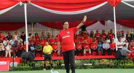 Anies Baswedan Resmikan Dimulainya Pembangunan Jakarta International Stadium