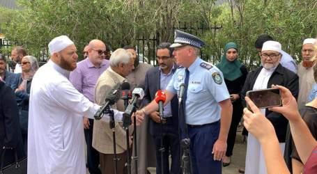 Pemimpin Muslim Australia Bertemu Komisaris Polisi NSW Bahas Keamanan