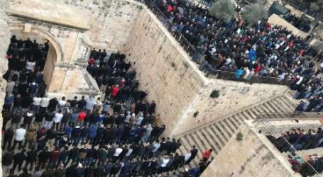Yahudi Serukan Ubah Masjid Al-Rahma Jadi Sinagog