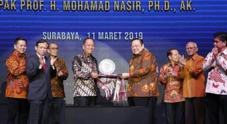 Menteri Nasir Dorong Perguruan Tinggi Fasilitasi Mahasiswa Berwirausaha