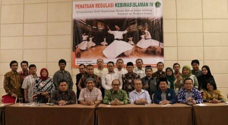 Kemenag Susun Regulasi Pelestarian Seni Budaya Islam di Indonesia
