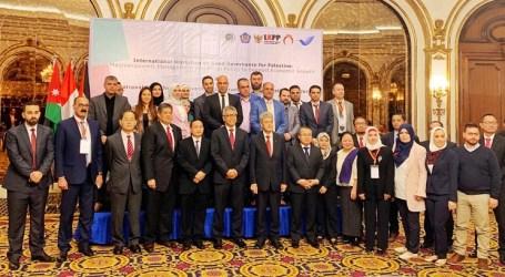 Indonesia Adakan Pelatihan untuk Pejabat Pemerintah Palestina dan Yordania