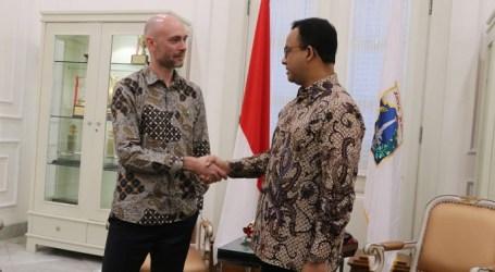Gubernur DKI Komitmen Atasi Perubahan Iklim