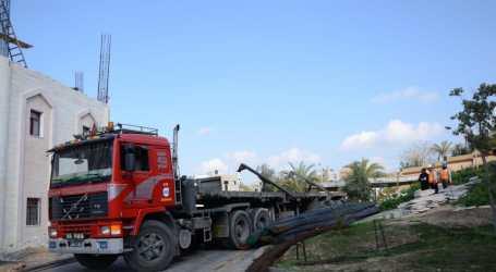 Pengiriman Material RS Indonesia Tiba di Gaza Meski Perbatasan Ditutup Israel
