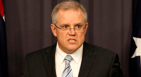 PM Australia Akui Satu Pelaku Pembantai Muslim Selandia Baru Warganya