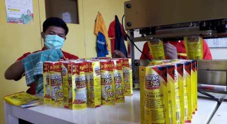 Asam Sunti, Inovasi Baru Untuk Cairan Pencuci Piring Khas Aceh