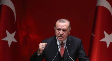 Erdogan : Tidak Ada yang Dapat Cegah Turki Lindungi Palestina dan Yerusalem