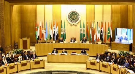 Liga Arab Desak Komunitas Internasional Aktif Bela Al-Quds