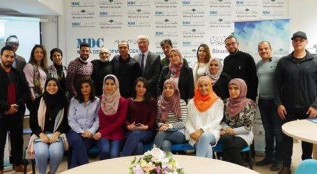 Komisi Pemilu Palestina Adakan Pelatihan Wartawan