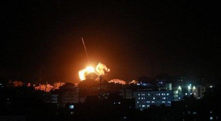 Diserang Israel, Masyarakat Gaza Tetap Beraktivitas