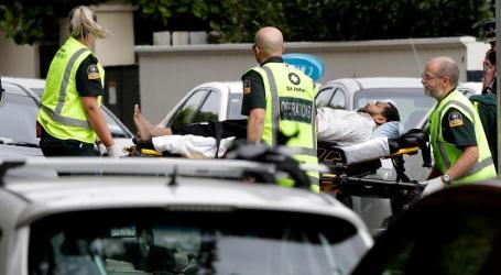 Dua Warga Saudi Korban Terluka di Christchurch