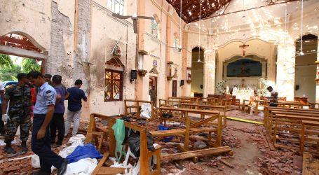 Korban Tewas Bom Sri Lanka Jadi 310 Orang