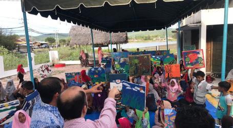 Delegasi Kuwait Kunjungi Lembaga Pendidikan Cahaya Aceh