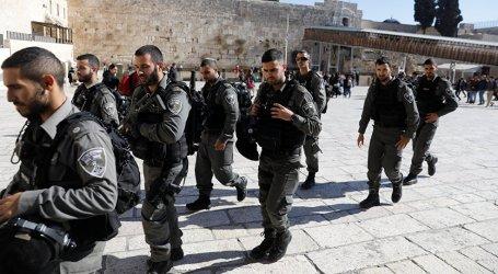 Puluhan Pemukim Ilegal Yahudi Serbu Al-Aqsa Pada Hari Paskah