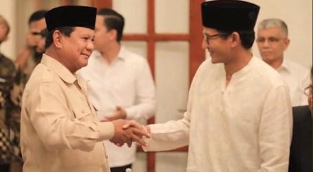 Prabowo Imbau Pendukungnya Gelar Aksi 22 Mei Secara Damai